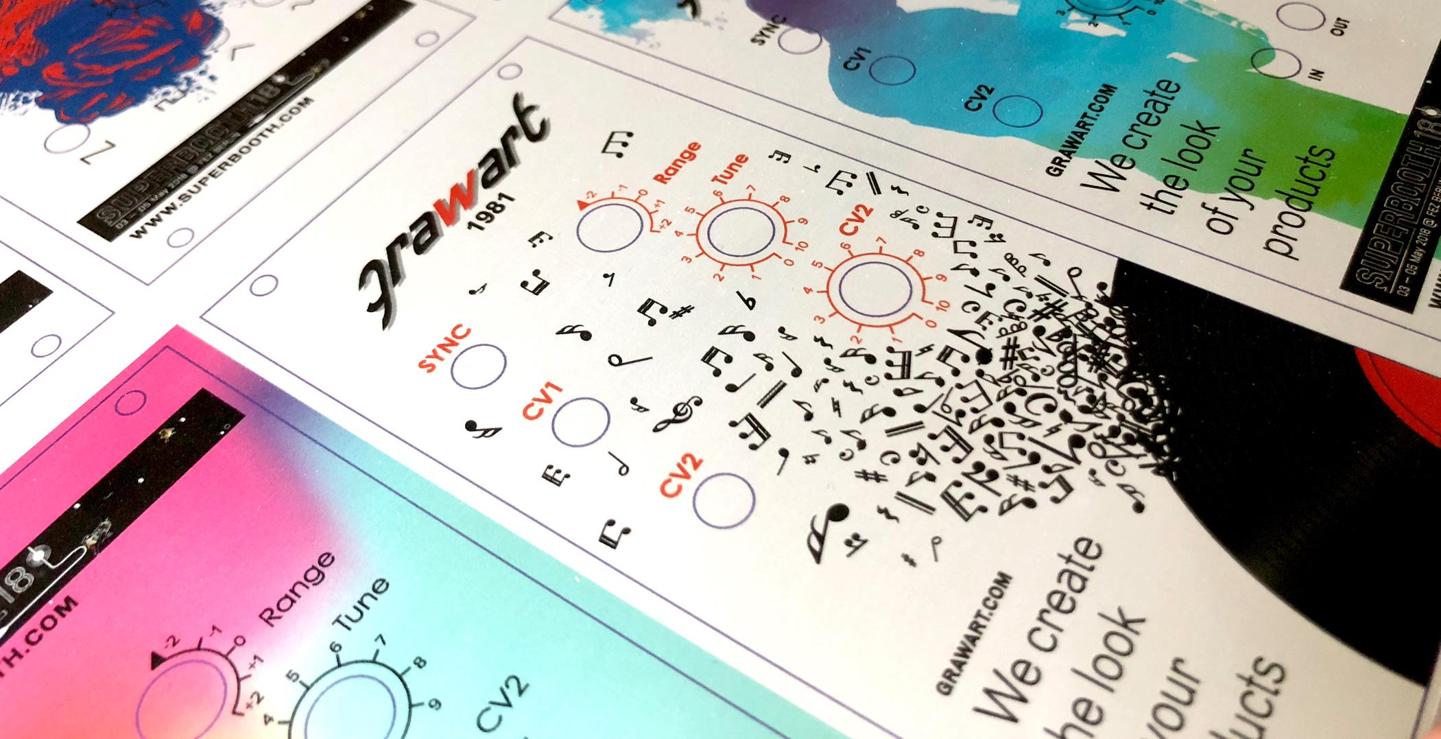 Digitaldrucktechnik
